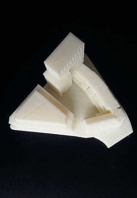 + 2017 3D Printed Model